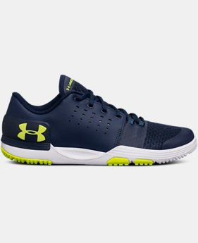 Men's UA Limitless 3.0 Training Shoes  1  Color Available $80