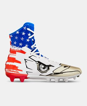 e46889a2ef8f New to Outlet Men's UA Highlight MC LE Football Cleats $84.99 to $107.99