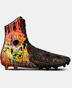 Men's UA Highlight MC LE Football Cleats  3  Colors Available $140