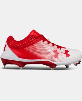 New Arrival Men's UA Yard Low DiamondTips Baseball Cleats  1 Color $94.99
