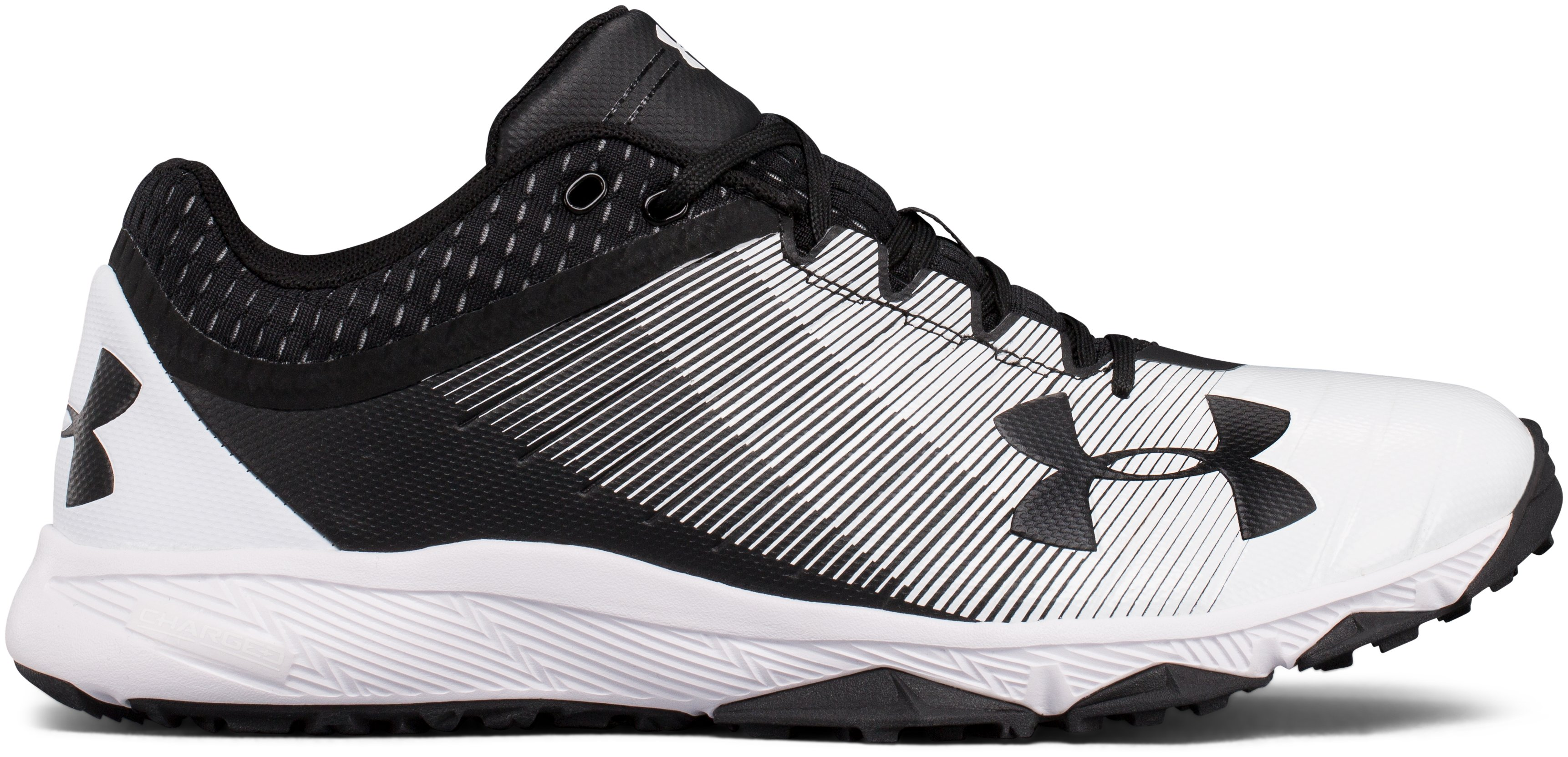 Men's UA Yard Trainer Baseball Shoes, Black