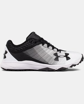 Men's UA Yard Trainer Baseball Shoes  1  Color Available $63.74