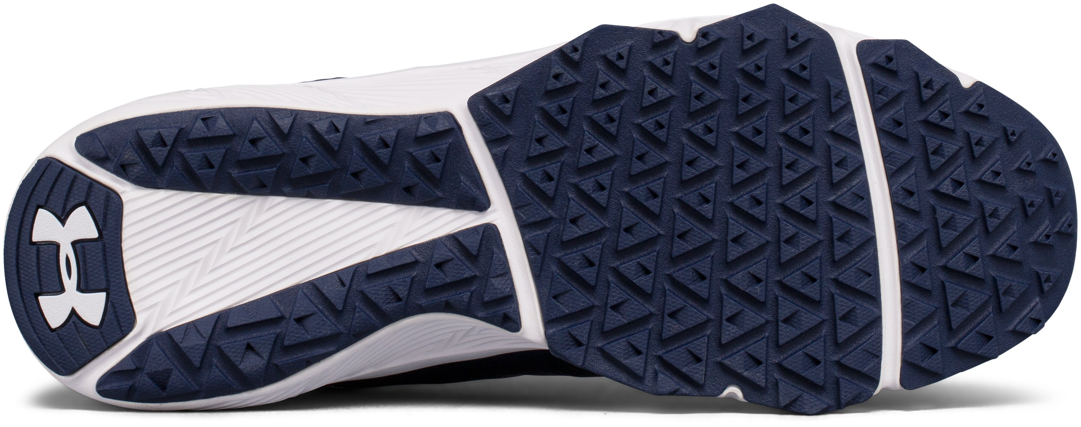Men's UA Yard Trainer Baseball Shoes, Midnight Navy, undefined
