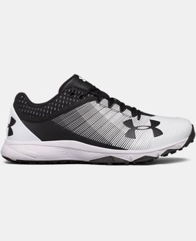 New Arrival Men's UA Yard Trainer – Wide Baseball Shoes  1 Color $84.99