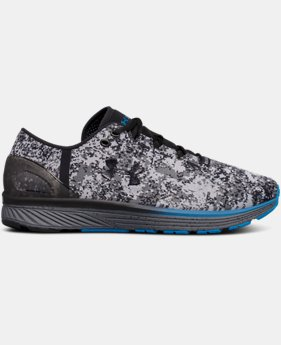 New to Outlet Men's UA Charged Bandit 3 Digi Running Shoes LIMITED TIME OFFER 1 Color $74.99