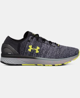 New Arrival  Men's UA Charged Bandit 3 XCB Running Shoes   $119.99