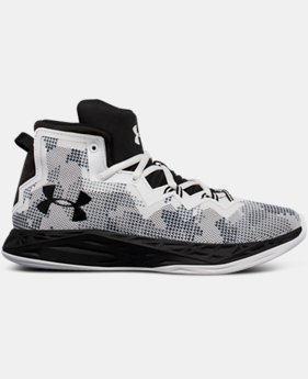 Boys' Grade School UA Lightning 4 Basketball Shoes  1  Color $69.99