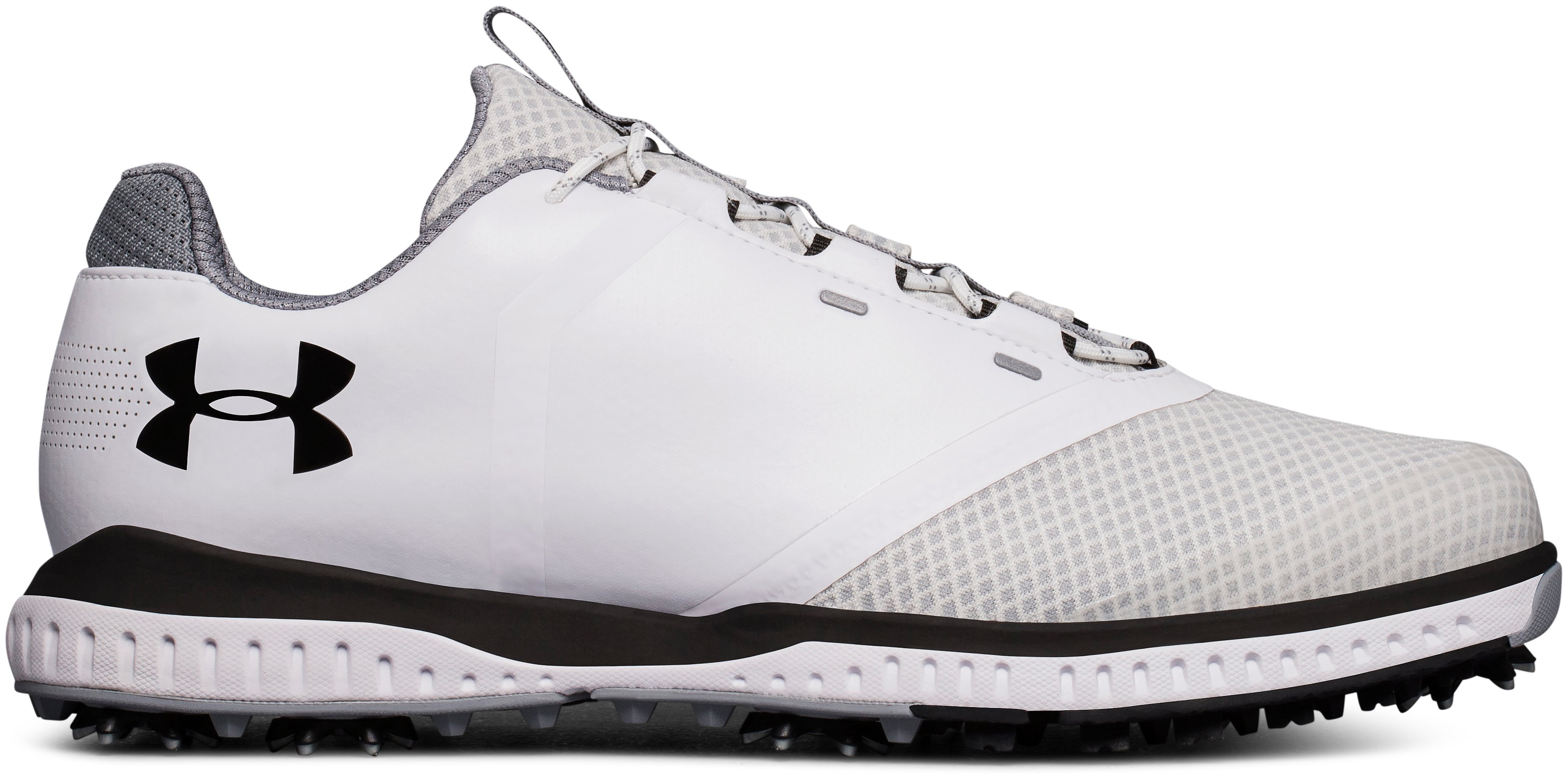 Men's UA Fade RST Golf Shoes, White