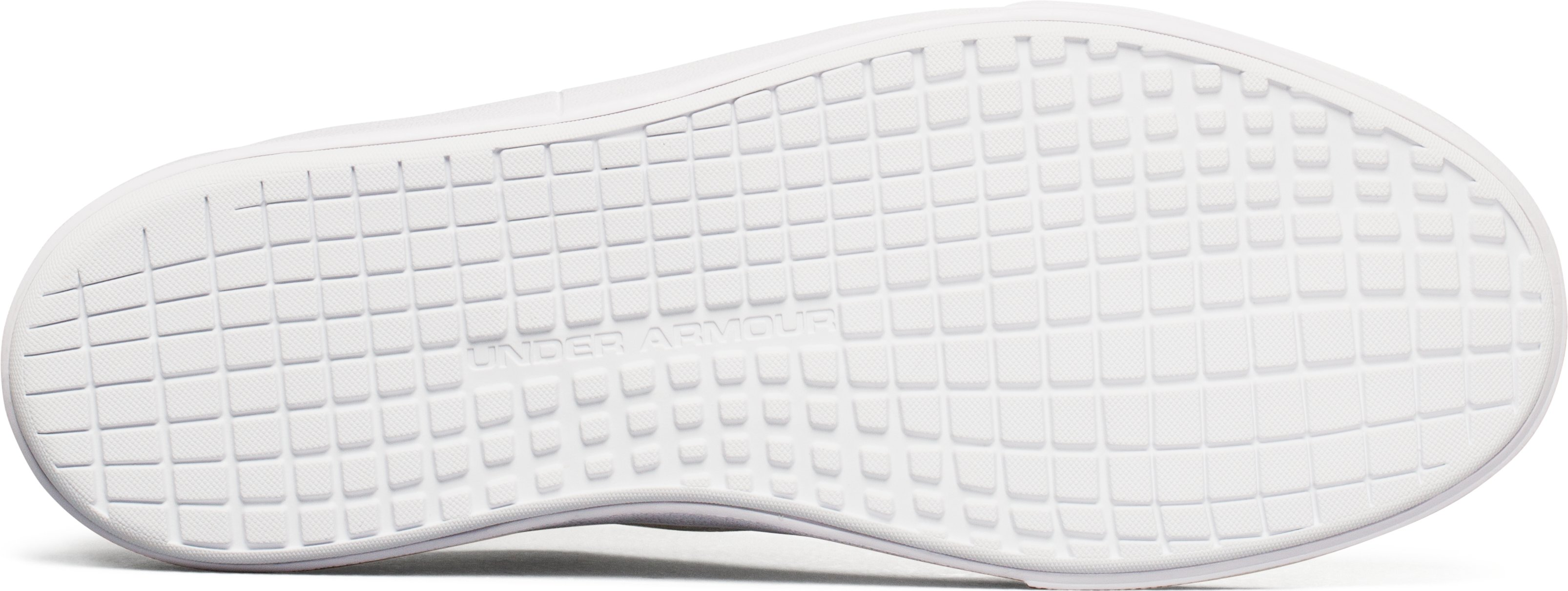Kids' Grade School UA Kickit2 Low Lightweight Lifestyle Shoes, White,