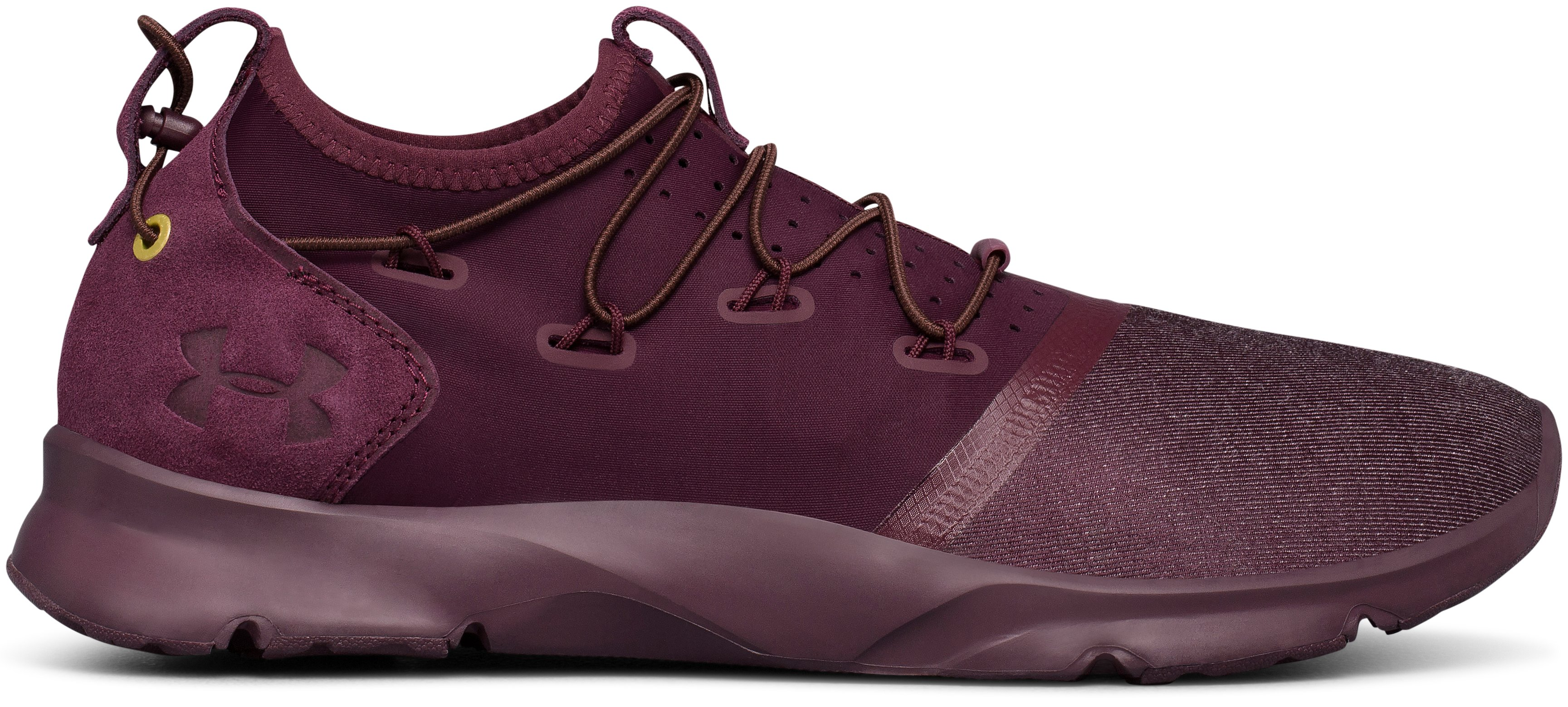 Men's UA Drift 2 Menswear Lifestyle Shoes, RAISIN RED