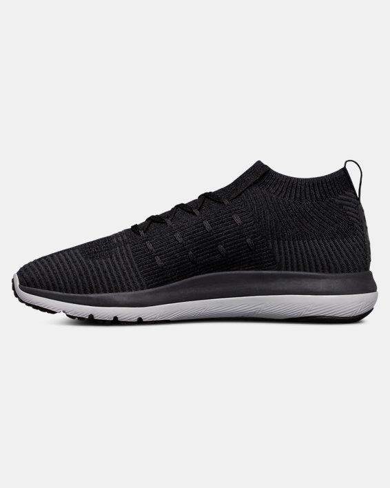 Men's UA Slingflex Rise Running Shoes, Black, pdpMainDesktop image number 1