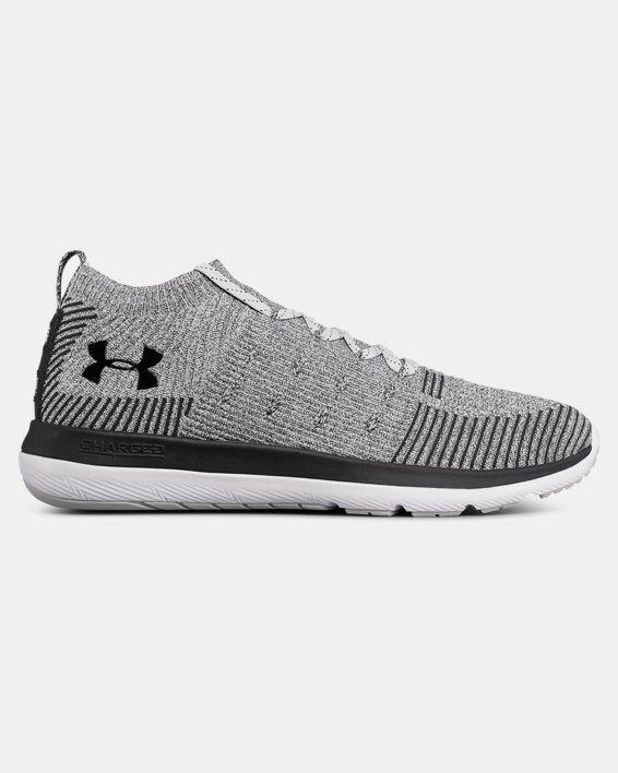 Men's UA Slingflex Rise Running Shoes, Gray, pdpMainDesktop image number 0
