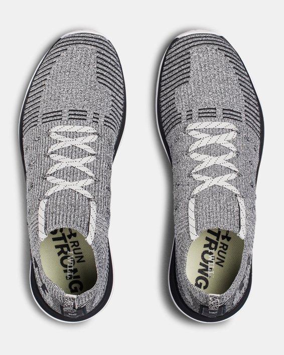 Men's UA Slingflex Rise Running Shoes, Gray, pdpMainDesktop image number 3