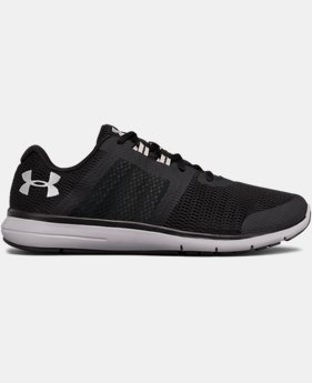Men's UA Fuse FST Running Shoes  4 Colors $74.99