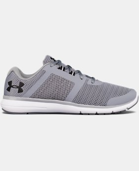 Men's UA Fuse FST Running Shoes  1  Color Available $74.99