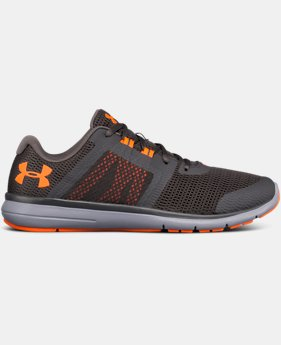 Men's UA Fuse FST Running Shoes  2 Colors $74.99