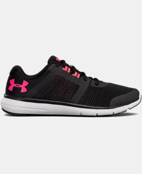 Women's UA Fuse FST D (Wide) Running Shoes  3  Colors $74.99