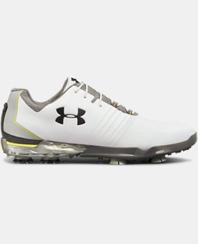 Best Seller Men's UA Match Play Golf Shoes  2  Colors Available $170