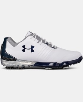 Men's UA Match Play Golf Shoes  3  Colors Available $85 to $102
