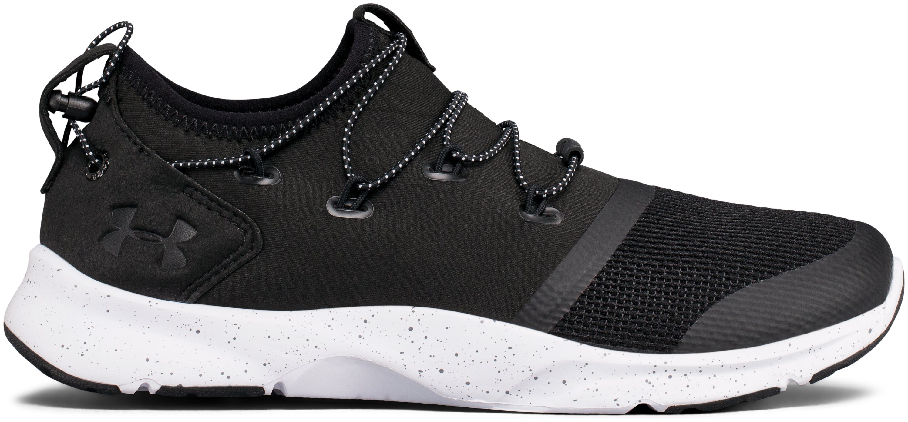 Boys' Grade School UA Drift 2 Running Shoes, Black
