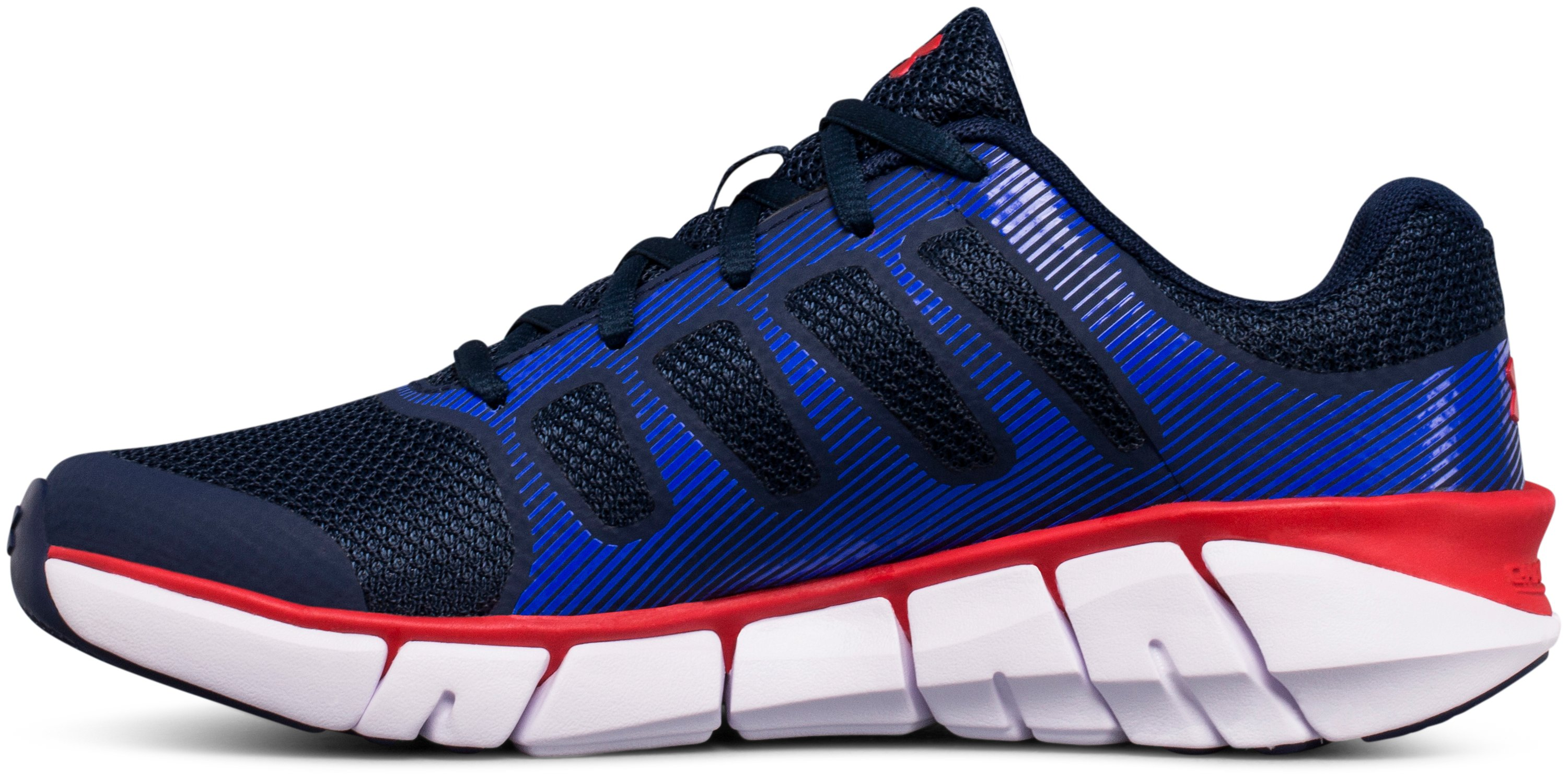 Boys' Grade School UA Jettison Running Shoes, Academy,