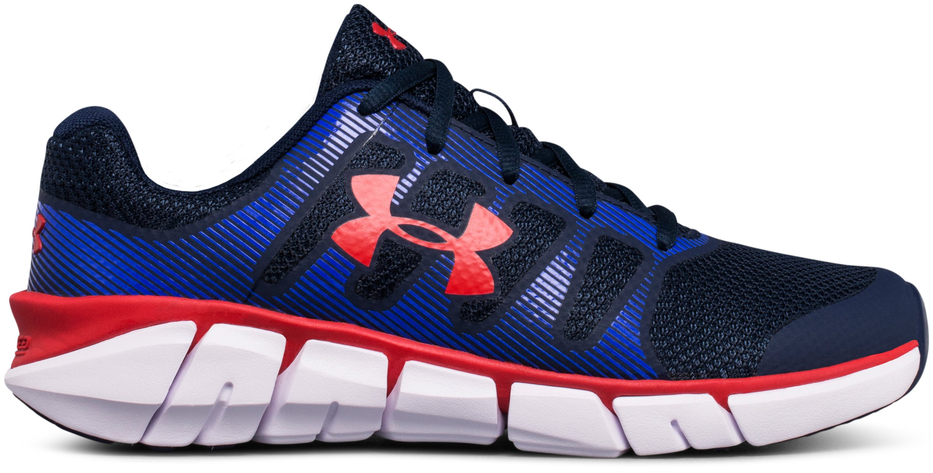 Boys' Grade School UA Jettison Running Shoes, Academy