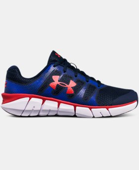 Boys' Grade School UA Jettison Running Shoes  1  Color Available $74.99