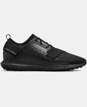 New to Outlet Men's UA Threadborne Shift Tonal Heather Sportstyle Shoes  1  Color Available $57