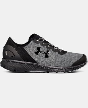 New to Outlet Men's UA Charged Escape Running Shoes LIMITED TIME OFFER 1 Color $67.49