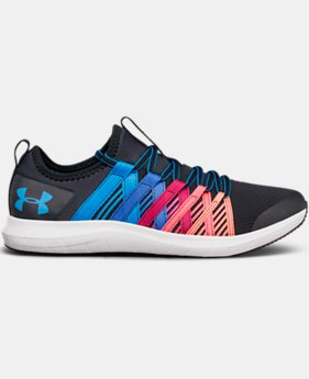 New to Outlet Girls' Grade School UA Infinity  4  Colors Available $48.75