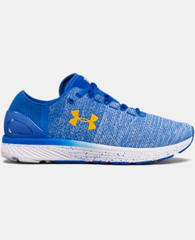 Men's UA Team Charged Bandit 3 Running Shoes LIMITED TIME OFFER 2 Colors $109.99