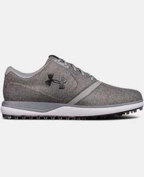 New Arrival Men's UA Performance SL Sunbrella® Spikeless Golf Shoes  1 Color $150