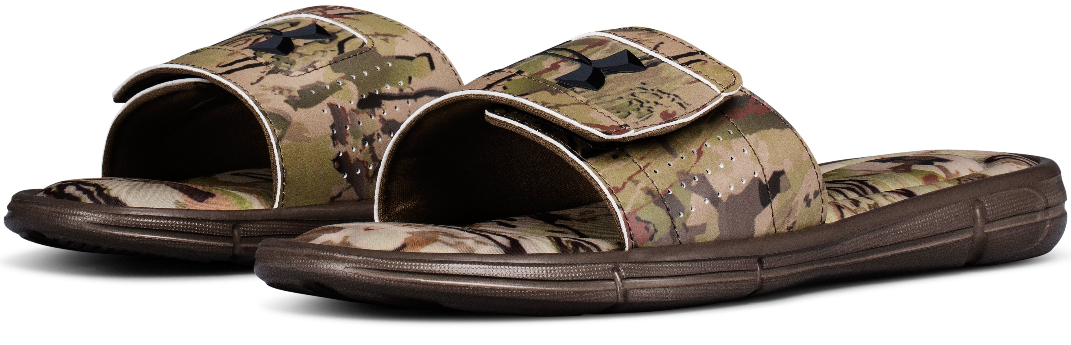 Men's UA Ignite Ridge Reaper Slides, Hearthstone,