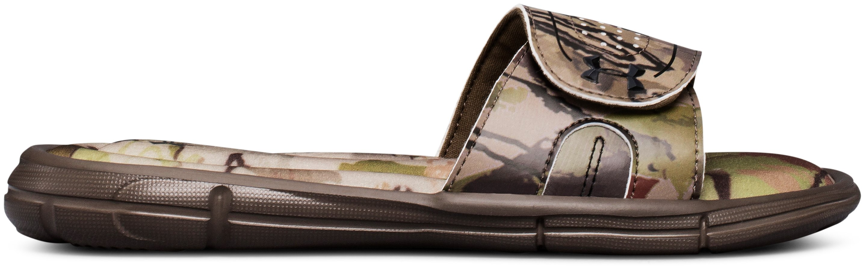 Women's UA Ignite Ridge Reaper Slides, Hearthstone, undefined