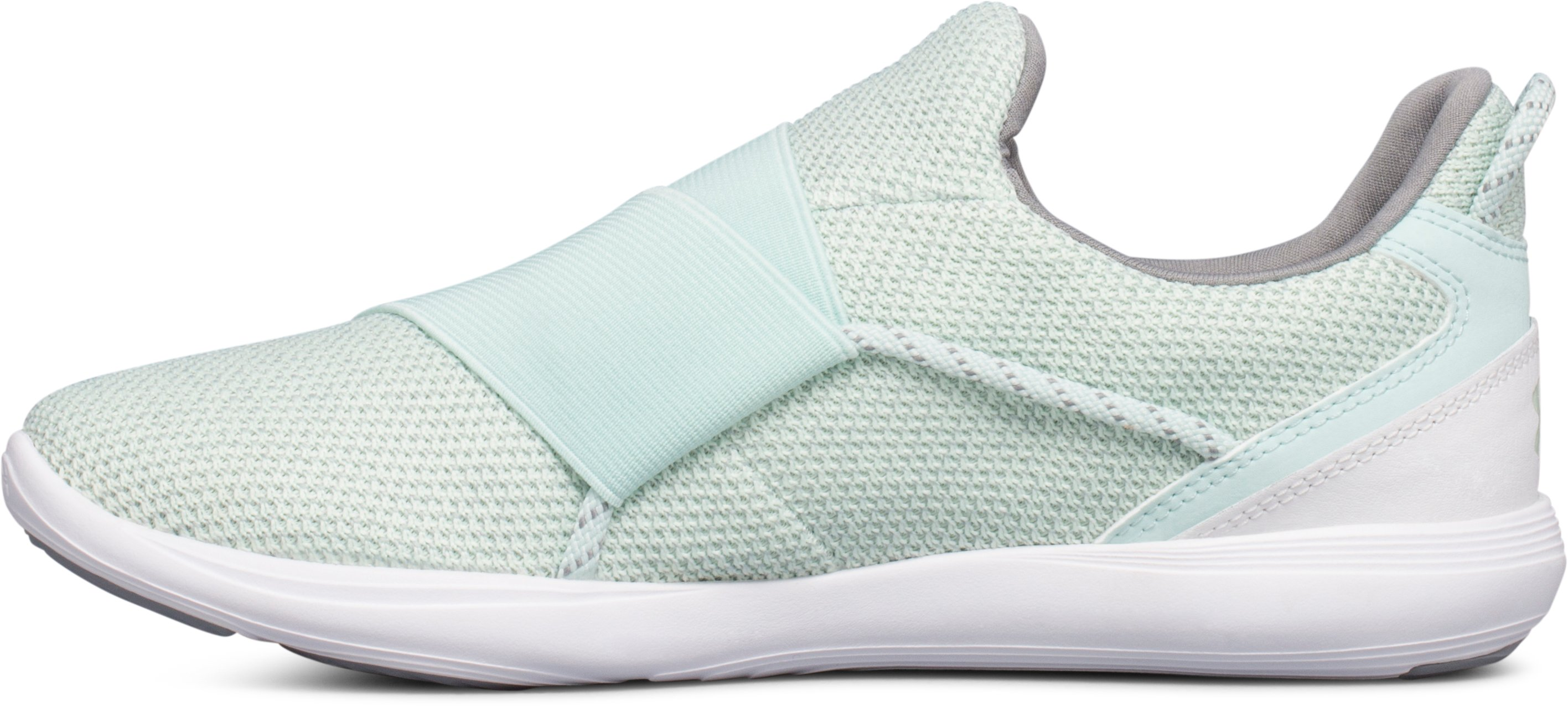 Women's UA Precision X Training Shoes, REFRESH MINT,