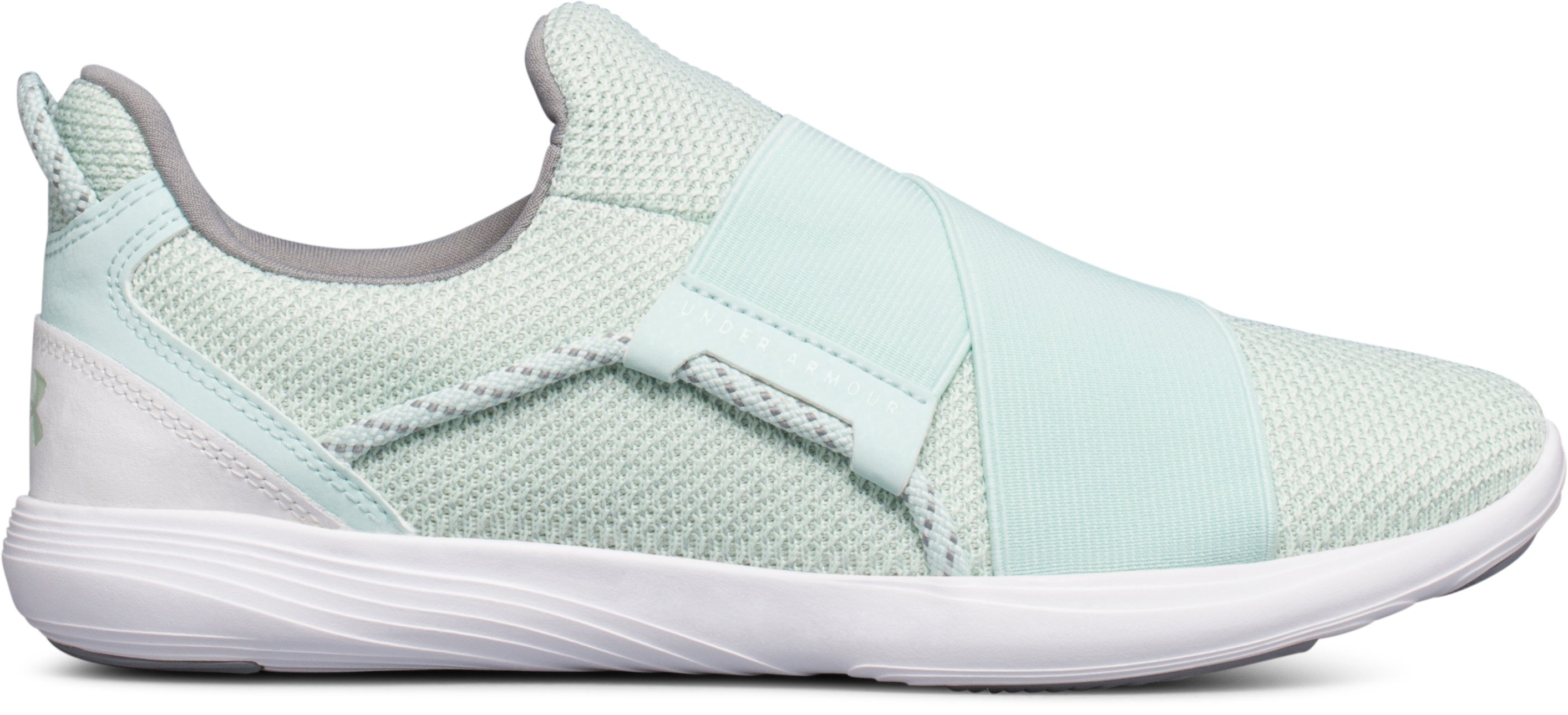 Women's UA Precision X Training Shoes, REFRESH MINT