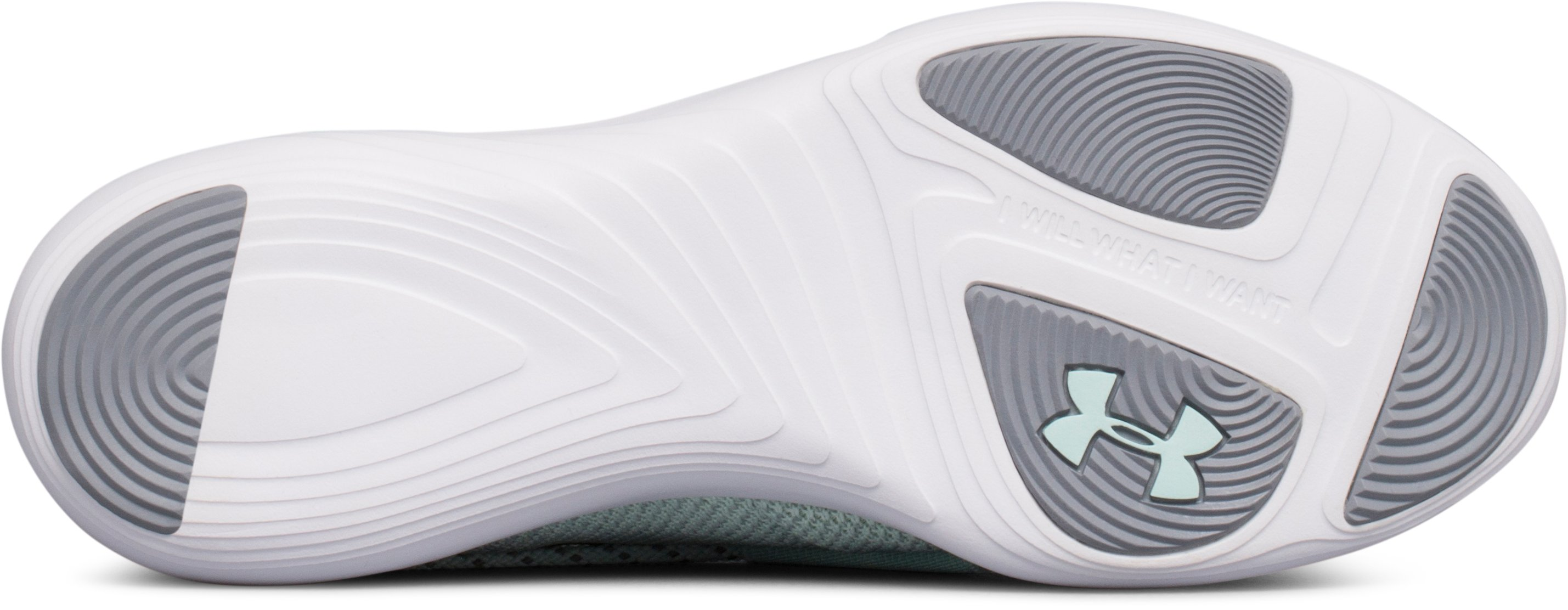 Women's UA Precision X Training Shoes, REFRESH MINT, undefined