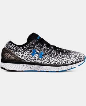 New Arrival Men's UA Charged Bandit 3 Ombre Running Shoes   $80