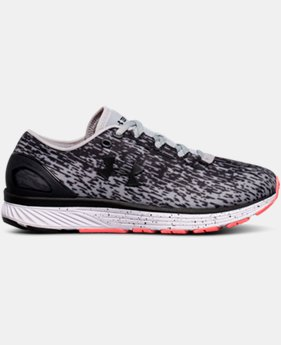 Women's UA Charged Bandit 3 Ombre Running Shoes  1  Color Available $80