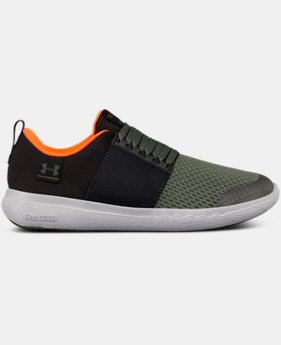 Boys' Grade School UA Charged 24/7 NU Lifestyle Shoes  2  Colors Available $52.49