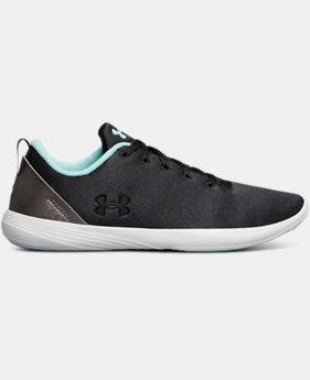 Women's UA Street Precision Low Canvas Training Shoes  1  Color Available $90