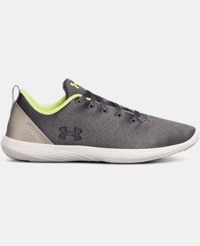 Women's UA Street Precision Low Canvas Training Shoes  3  Colors $70