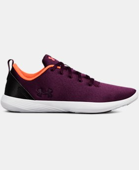 Women's UA Street Precision Low Canvas Training Shoes  3  Colors Available $42 to $52.5