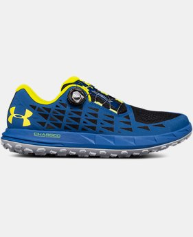 New Arrival Men's UA Fat Tire 3 Running Shoes   $150