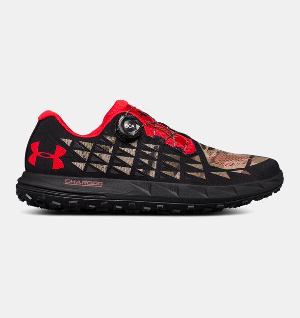 Black Under Armour Shoes