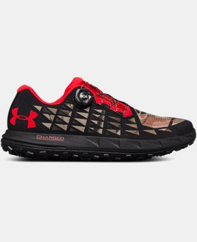 Men's UA Fat Tire 3 Running Shoes  1  Color Available $150