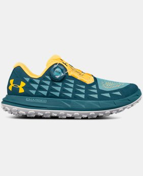 Women's UA Fat Tire 3 Running Shoes  2  Colors $150