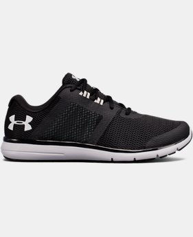 Men's UA Fuse FST – 4E Running Shoes  1 Color $74.99