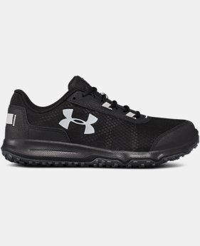 New Arrival Men's UA Toccoa – 4E Running Shoes  1  Color $69.99