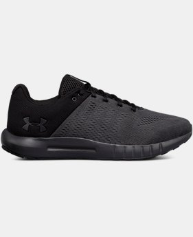 Best Seller Men's UA Micro G Pursuit 4E Running Shoes  2  Colors Available $70
